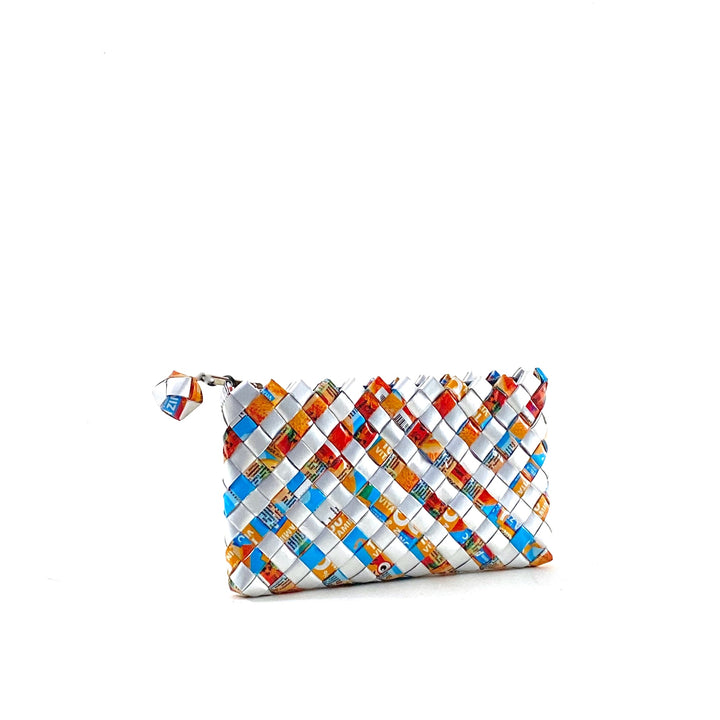 Wallet or Mask Pouch - Stripes 03