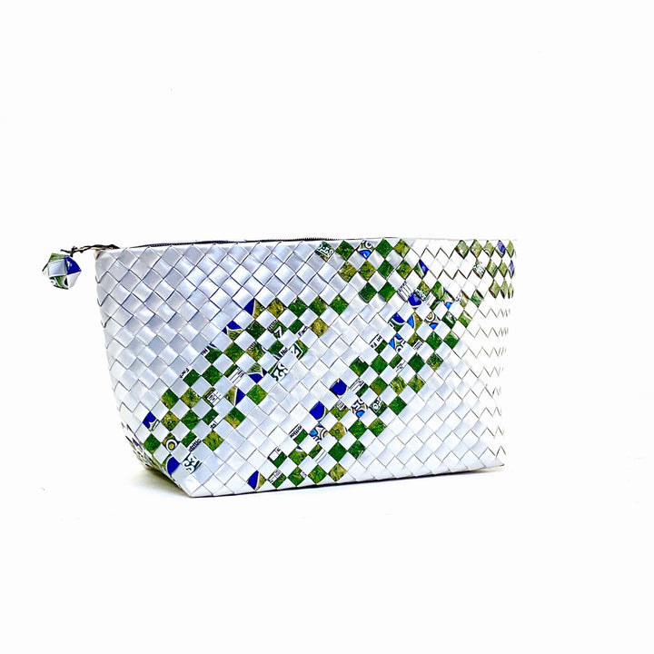 Cosmetic Pouch Large - Glam 02
