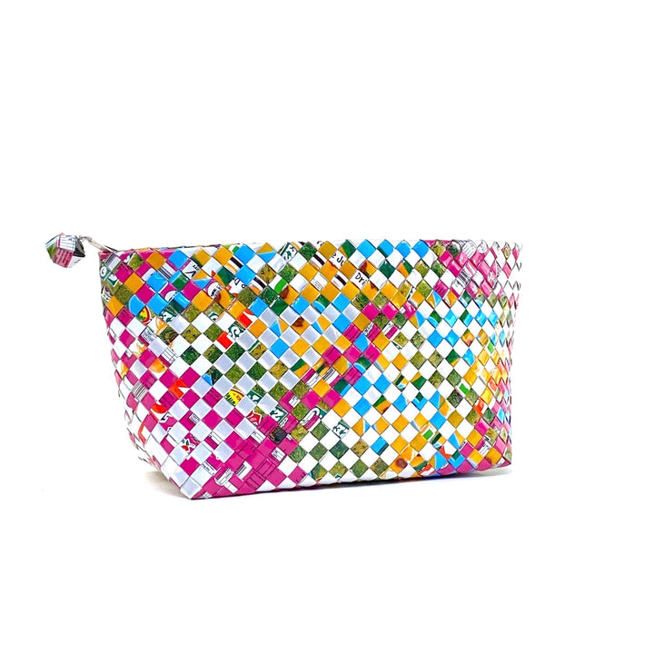 Cosmetic Pouch Large - Pop 10