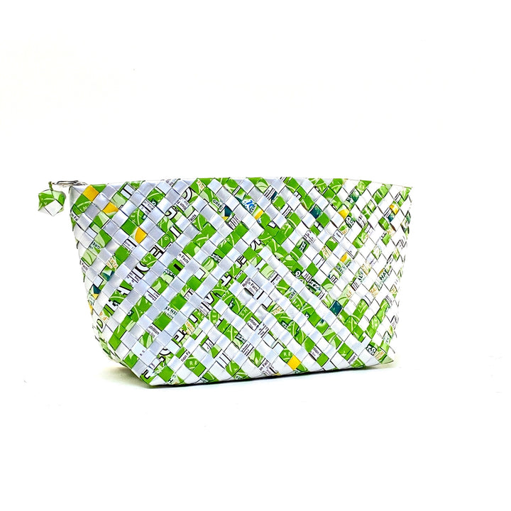Trousse de toilette tressée XL- Stripes 03