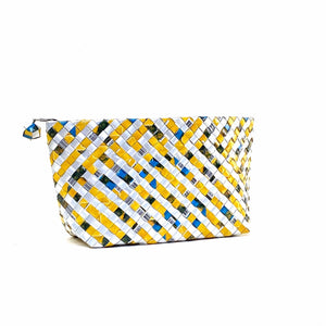 Trousse de toilette tressée XL- Stripes 04