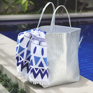 Maxi Basket Bag - Glam