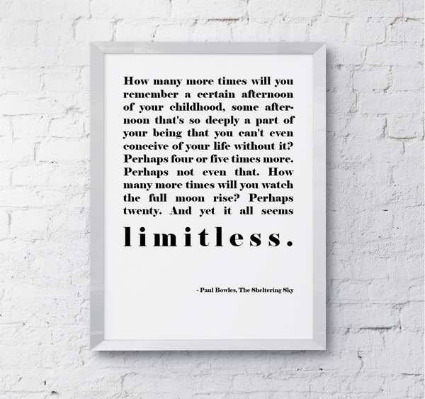 Quote Limitless
