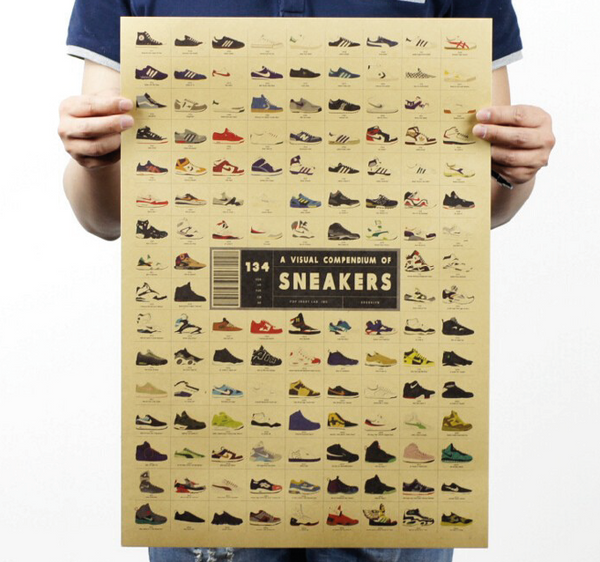 Sneakers history