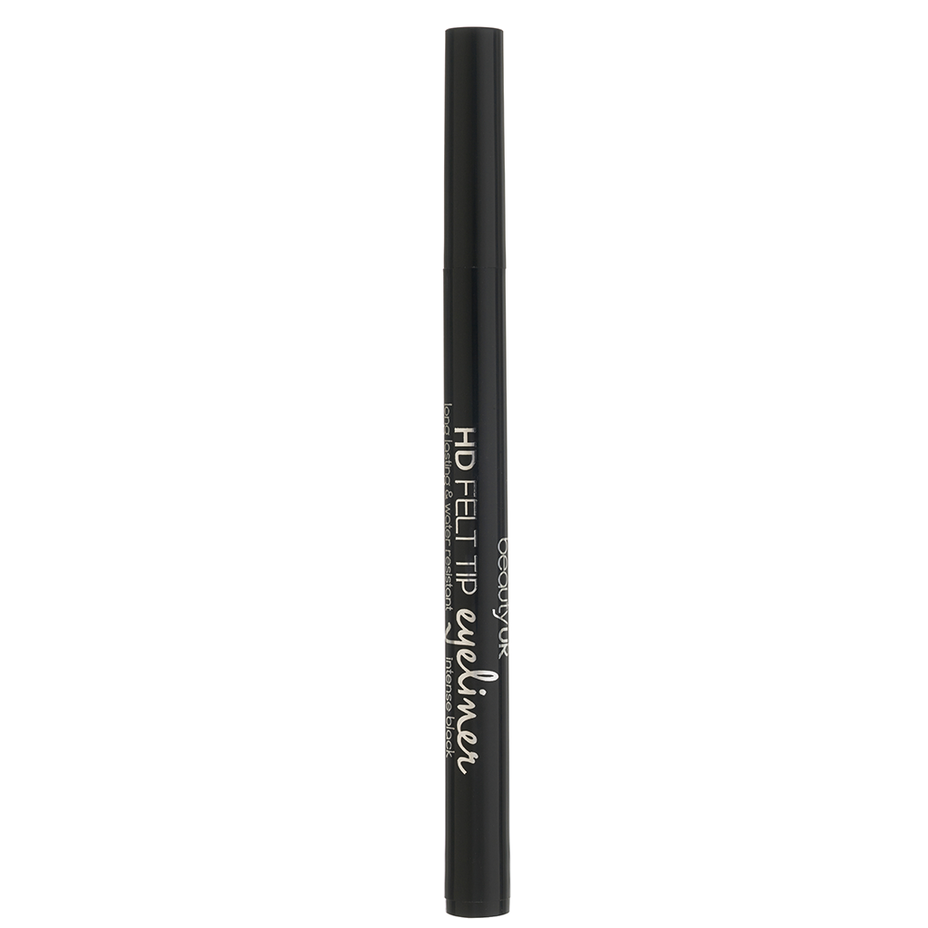 HD FELT TIP EYELINER - BLACK (WATERPROOF)