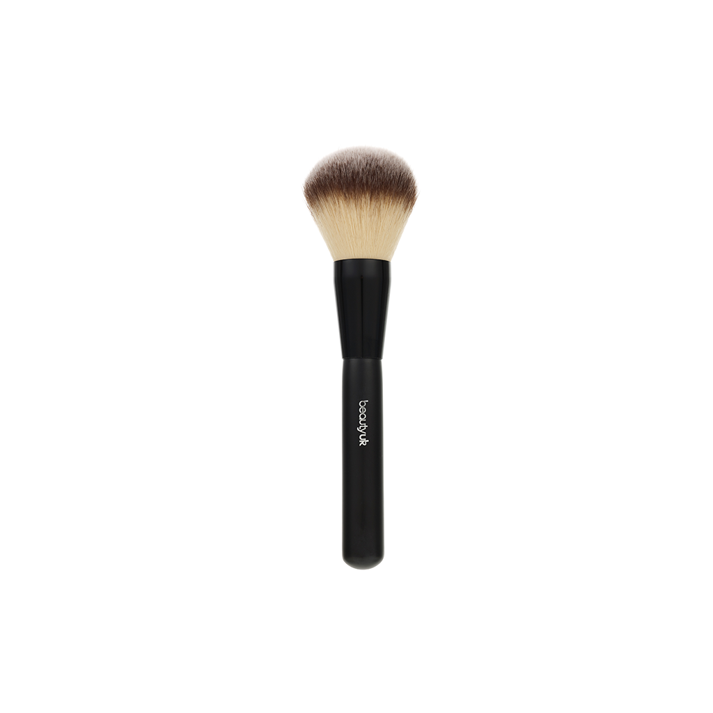 powder, bronzer brush