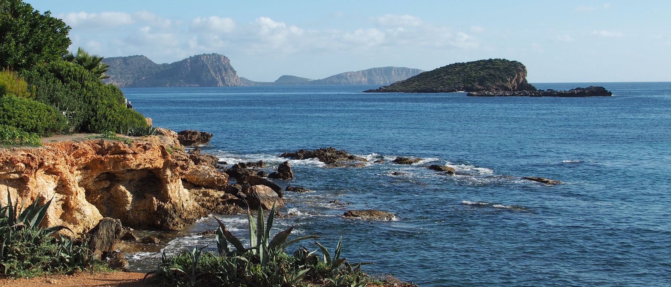 SUPing Ibiza's Rugged North Coast | WildBounds
