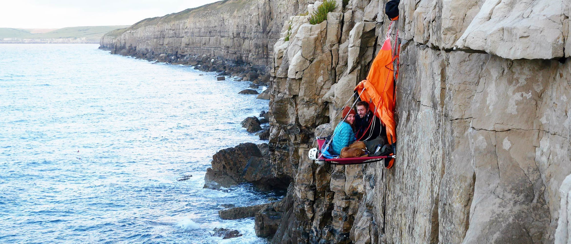 Nine Things To Know About Cliff Camping | WildBounds