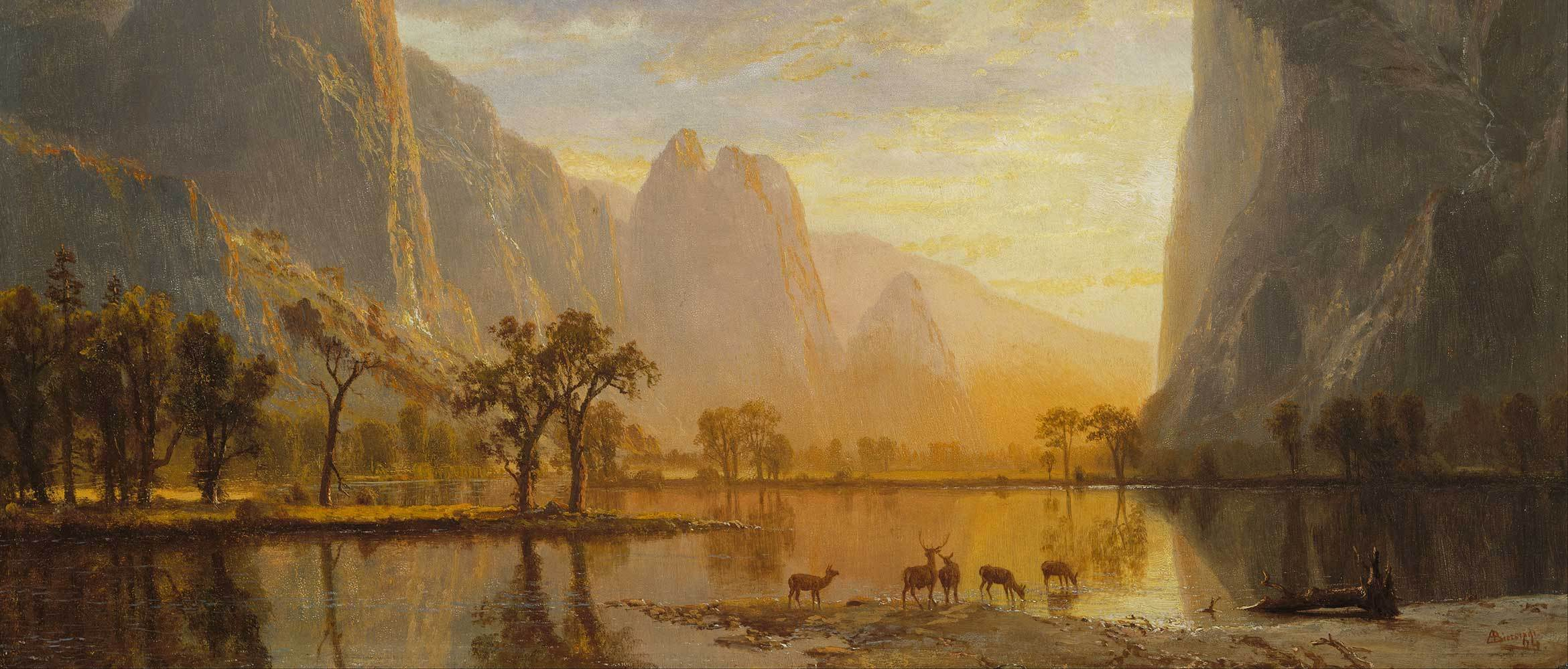 Albert Bierstadt: The Landscape Master | WildBounds