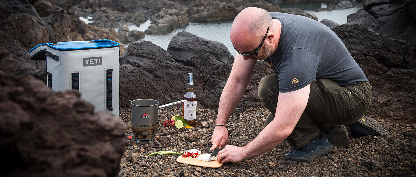 Outdoor Larder | citrus, chili and Talisker whisky | Wildbounds