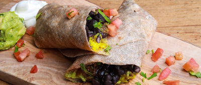 Recipe: Campfire Burritos