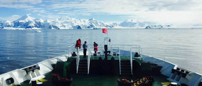 Antarctica: A Journey to World's End