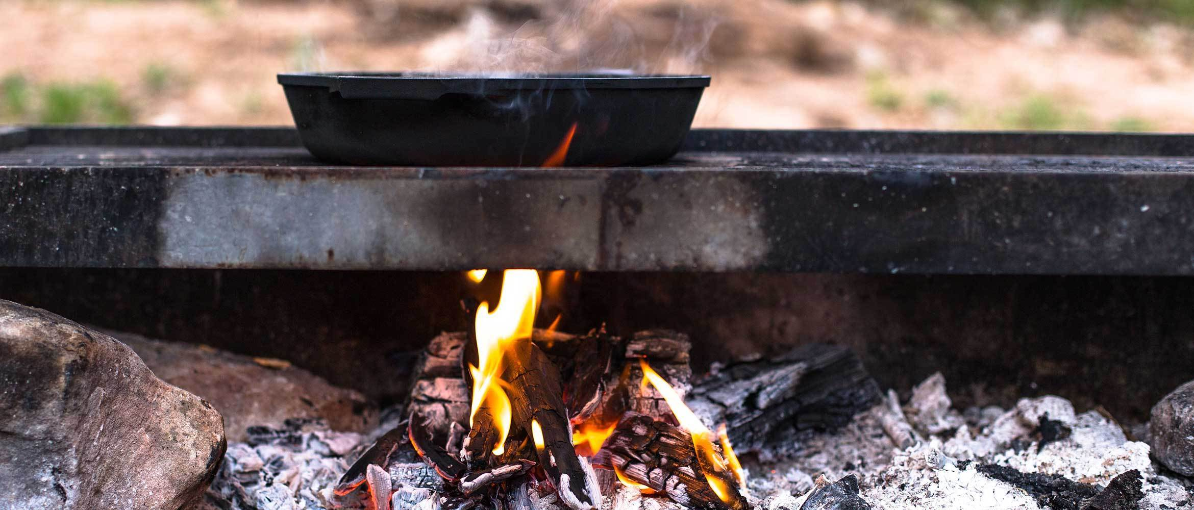 Why You Need to Cook Outdoors | WildBounds