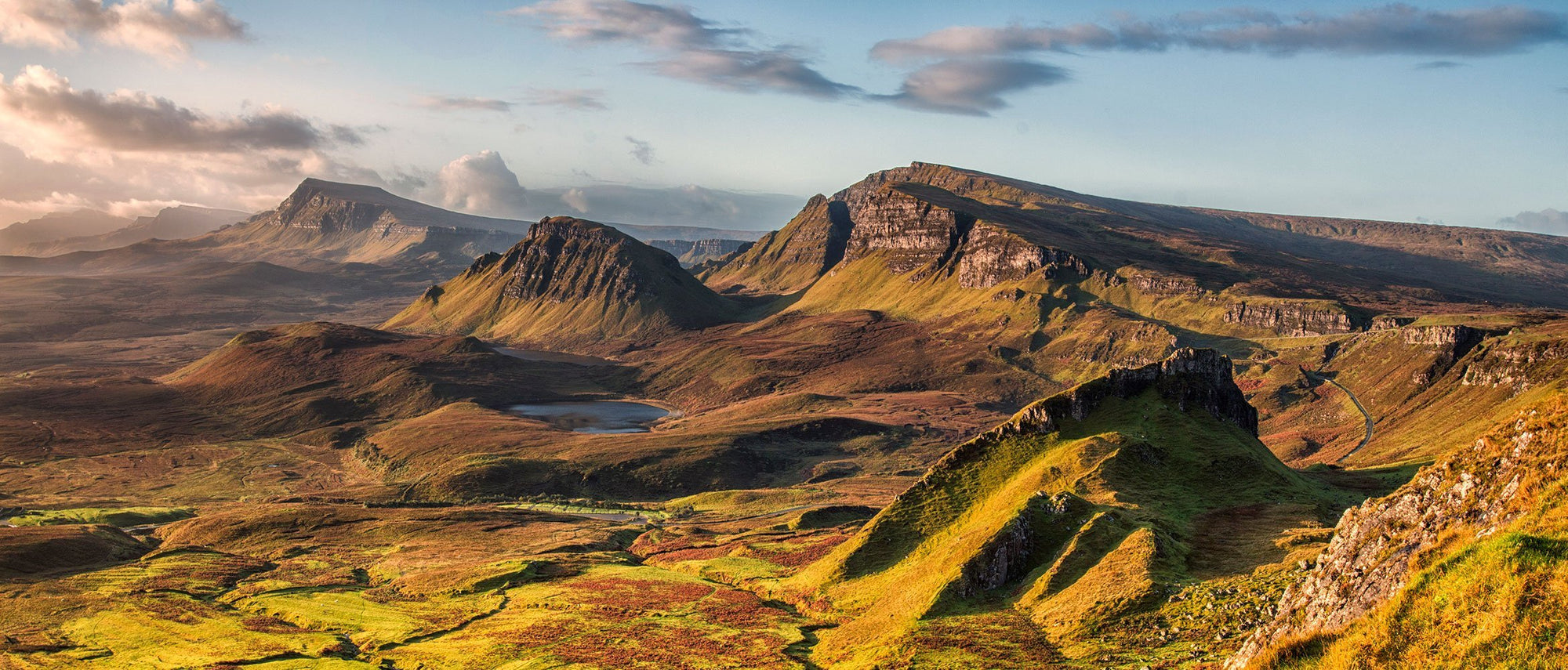 Unmissable: Scotland in Autumn | WildBounds