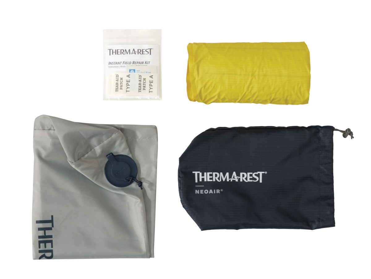 therm-a-rest neoair xlite womens whats included overview