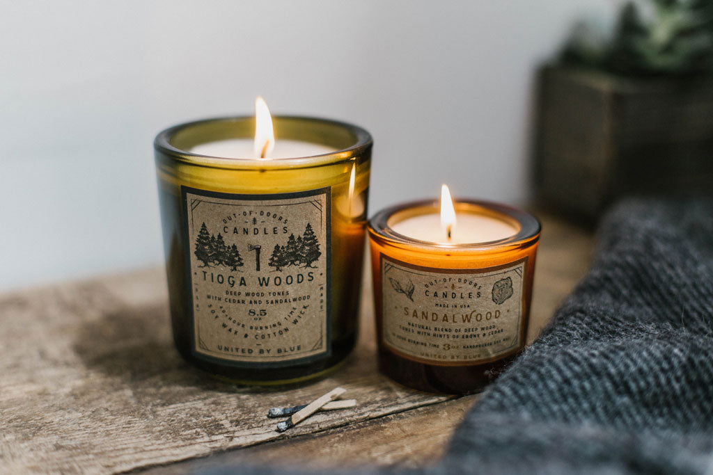 Soy Wax Out-of-Doors Candles