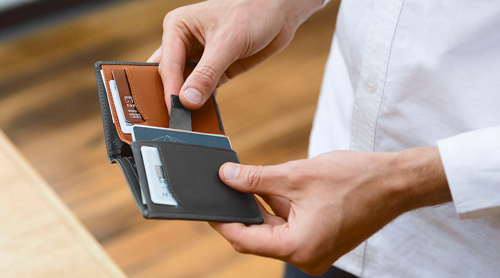 Bellroy Note Sleeve RFID wallet