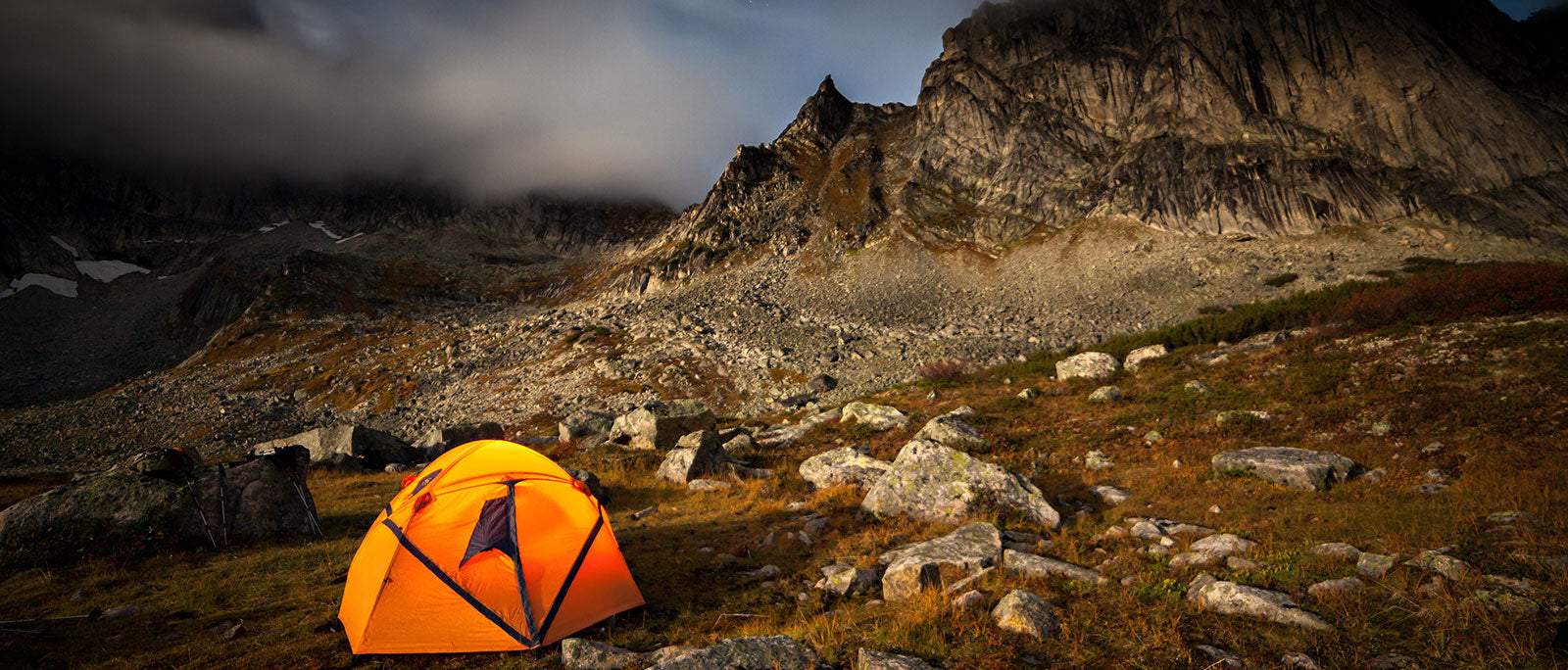 Axe Murderers and Other Wild Camping Myths | Wildbounds