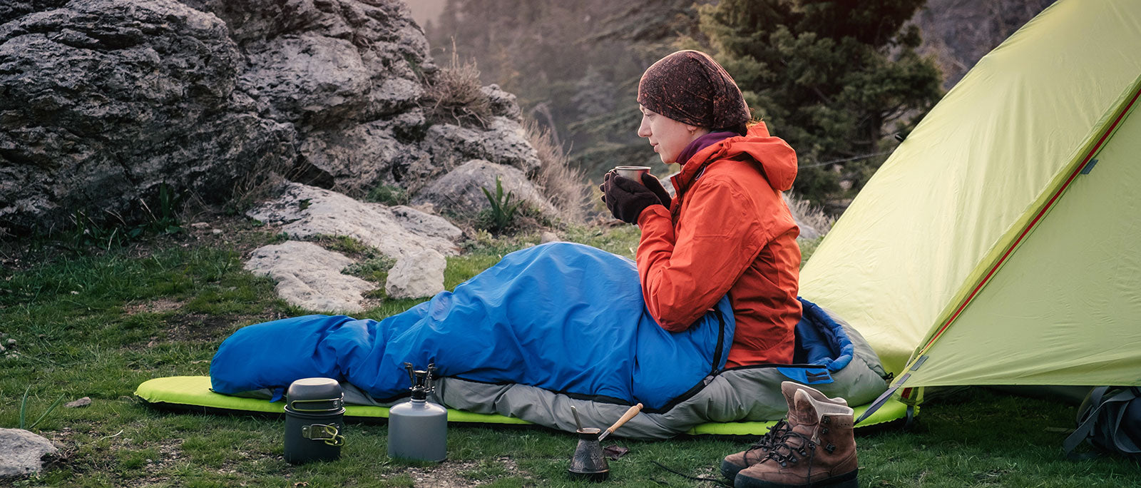 Essential Wild Camping Kit