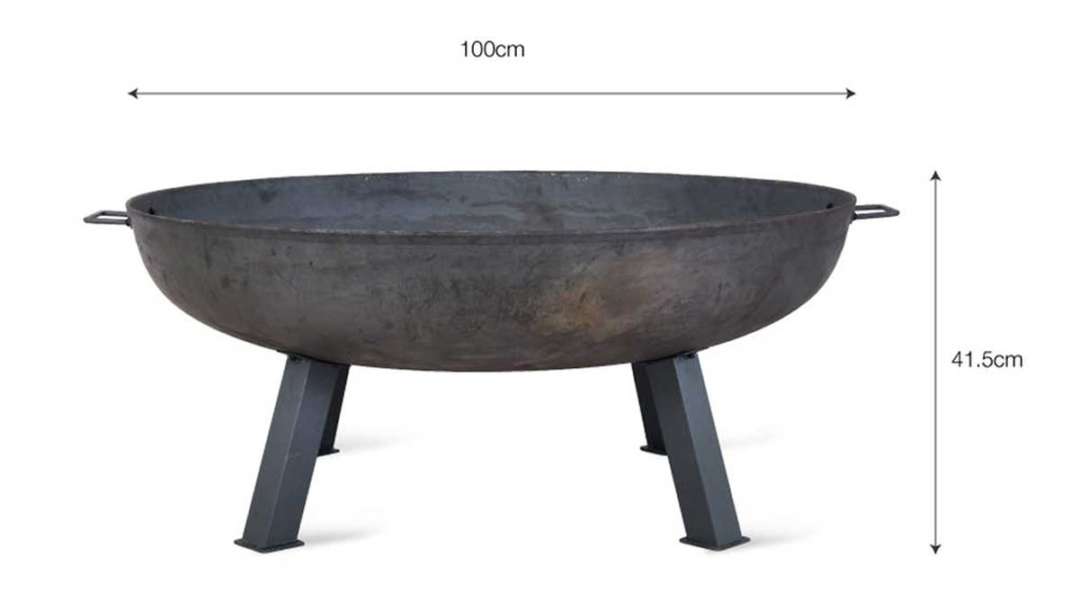 Foscot Fire Pit Small