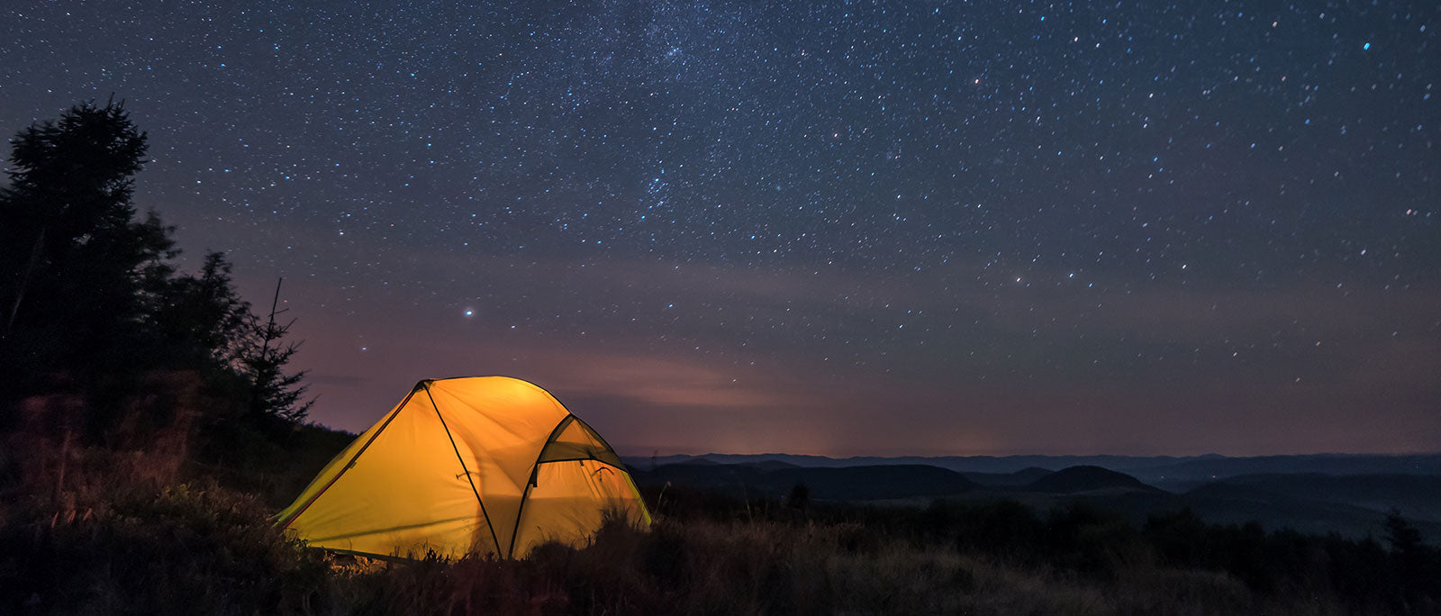 How to Find the Perfect Wild Camping Pitch   WildBounds
