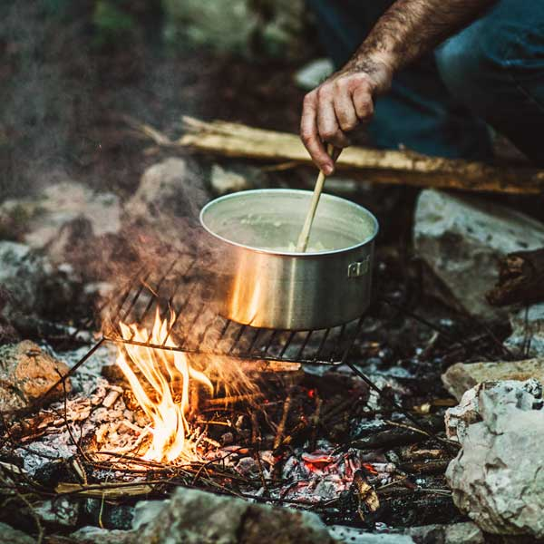 A Guide to Outdoor Cooking