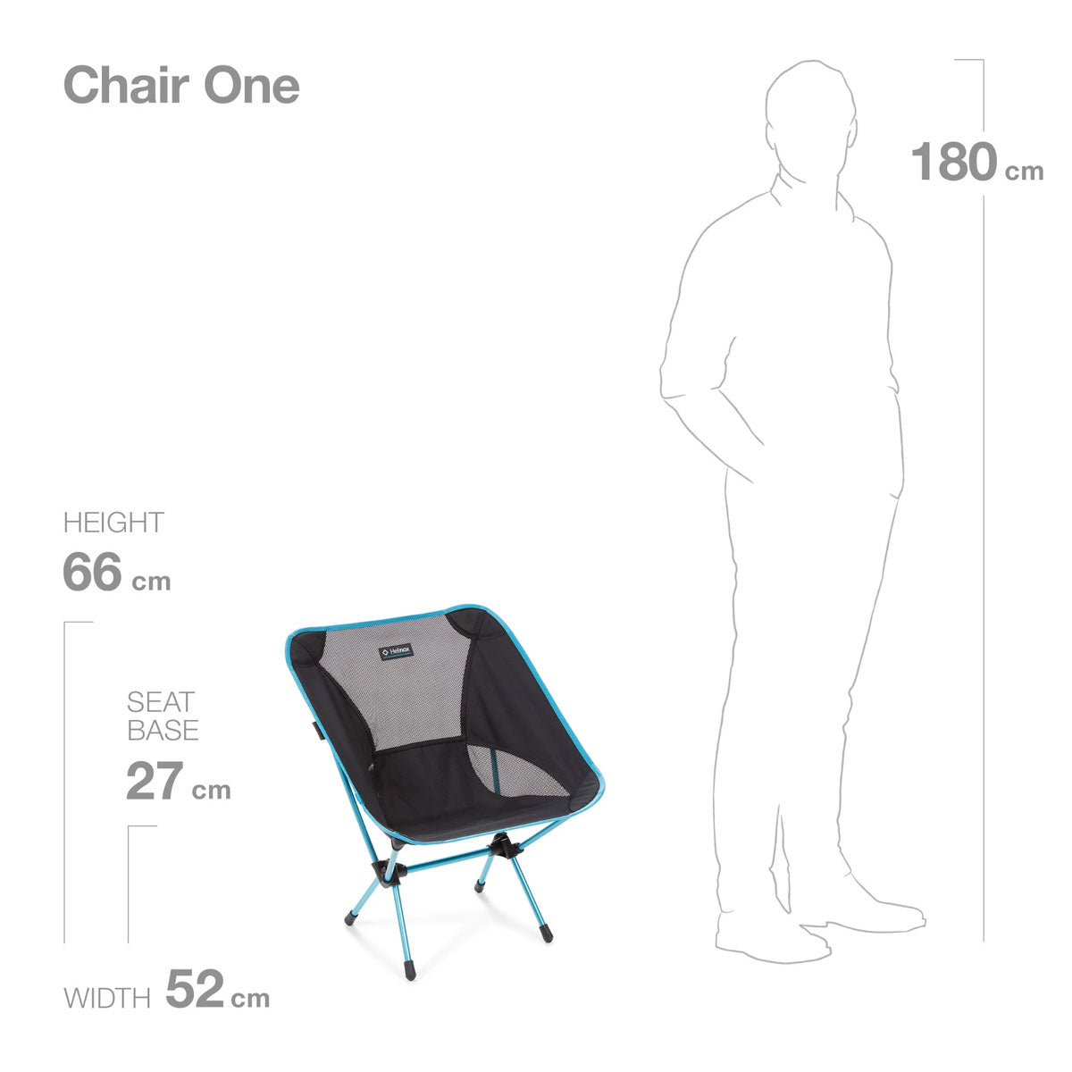 Helinox Chair One overview
