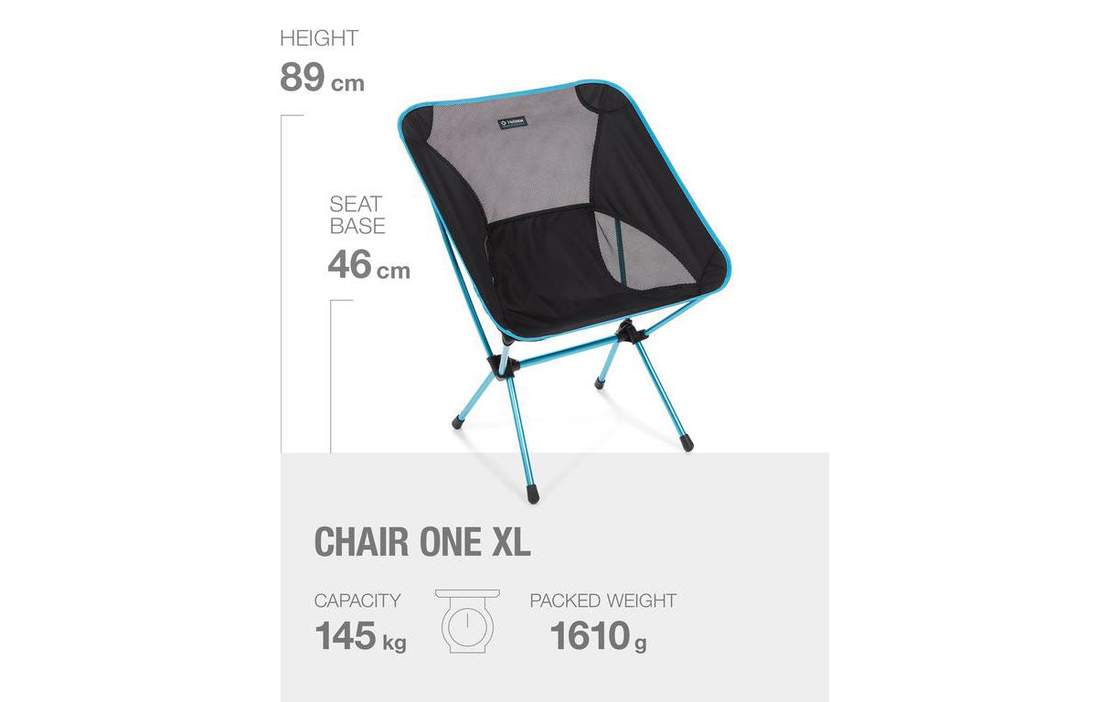 Helinox Chair One XL overview