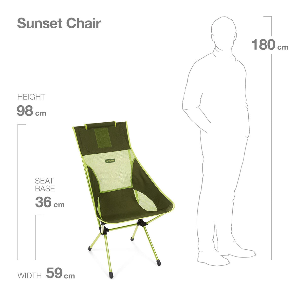 Helinox Sunset Chair Overview