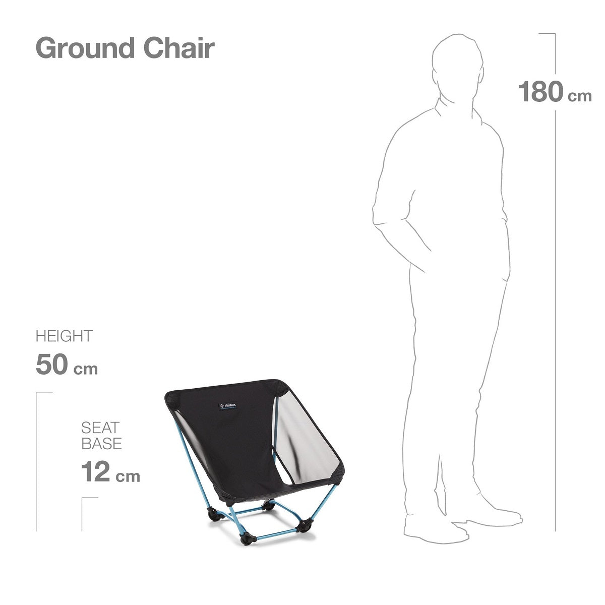 Helinox Ground Chair overview