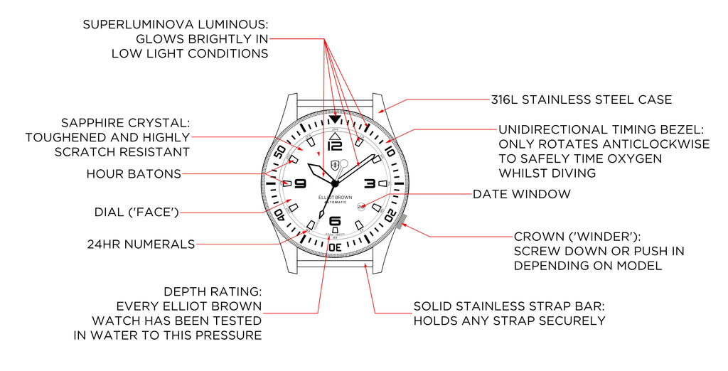 Anatomy of a Watch with Elliot Brown