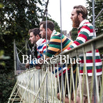 Black & Blue cotton rugby shirts