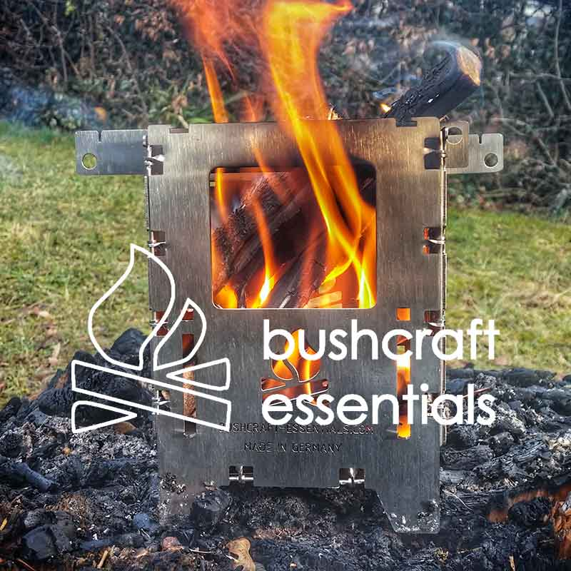 Bushcraft Essentials | Bushbox | Outdoor Pocket Stoves