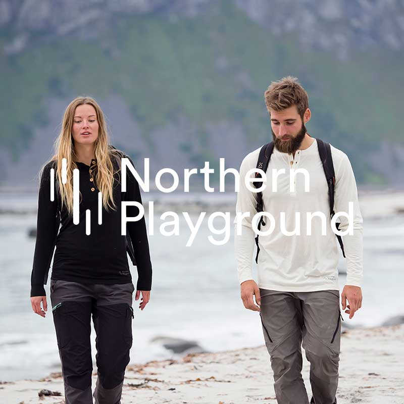 Northern Playground | Base Layers | Henleys | Organic Wool