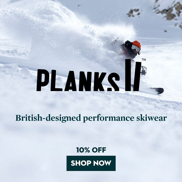 Planks Clothing - British designed performance ski wear