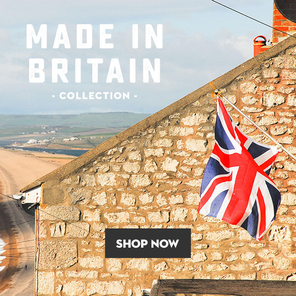 Outdoor adventure kit made in Britain