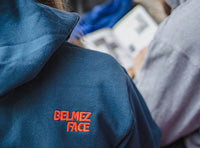 BelmezFace bouldering came first