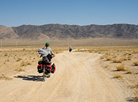 The Journal | Across Deserts & Over Mountains | WildBounds