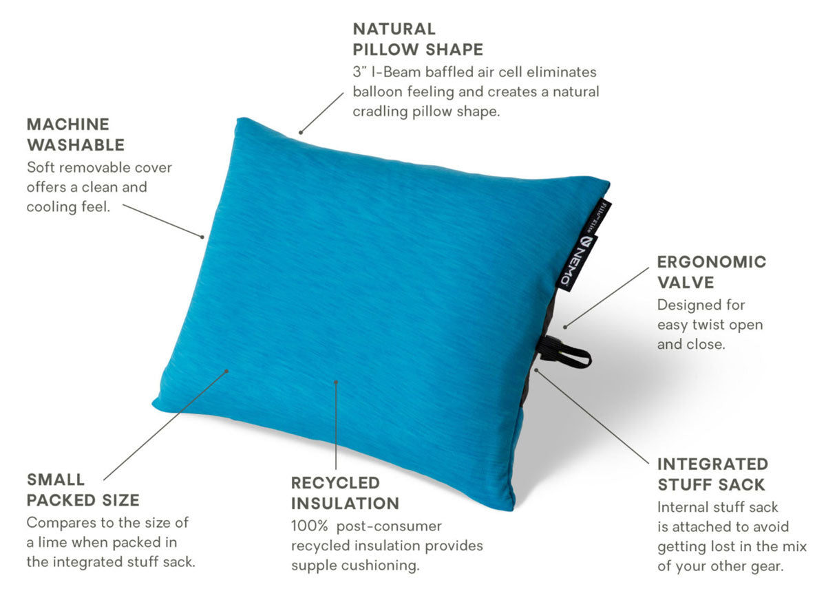 NEMO Fillo Elite Pillow Features Overview