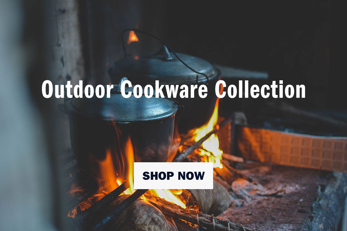 Outdoor Cookware Collection