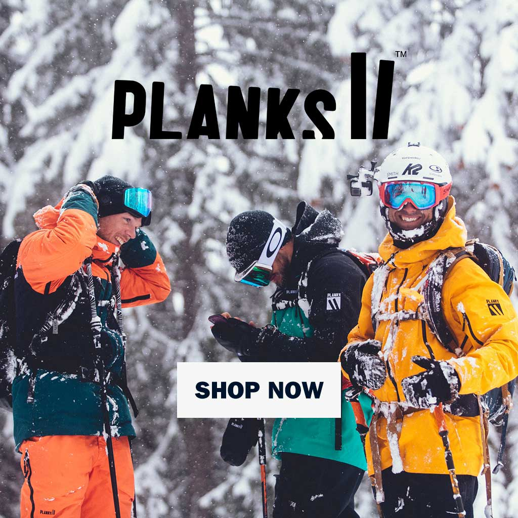 Planks Skiwear on WildBounds