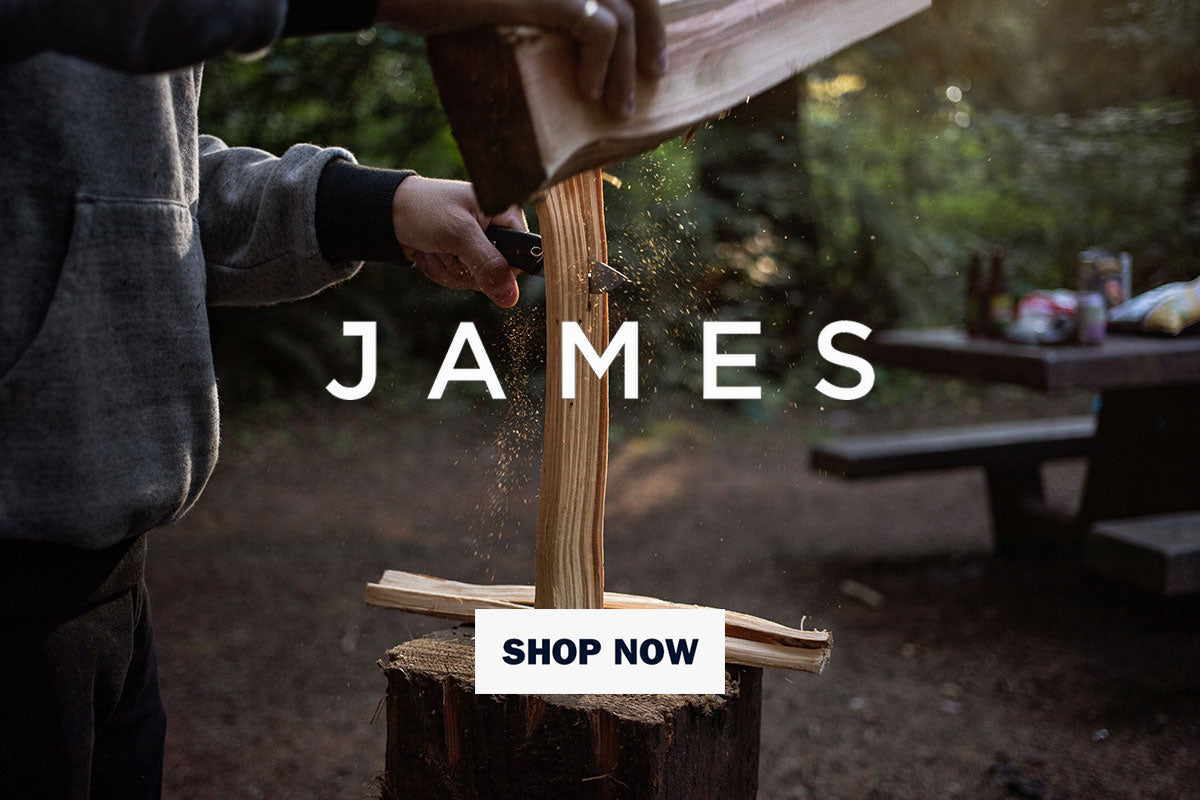 The James Brand, Shop Now
