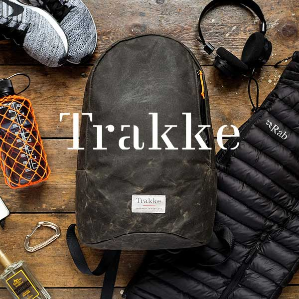 Trakke waxed canvas bags