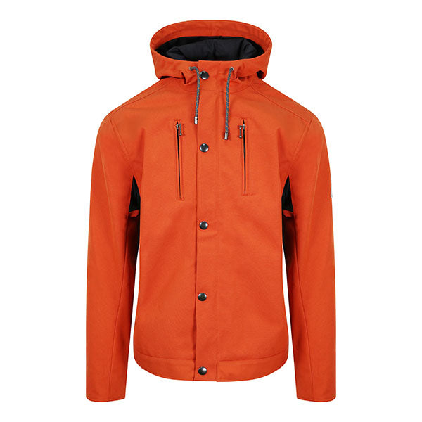 Jago Jacket, Mark II Burnt Orange Xeno Jacket. Ventile Cotton
