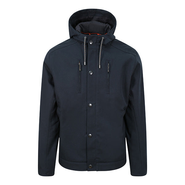 Jago Jacket, Mark II Midnight Blue Xeno Jacket. Ventile Cotton