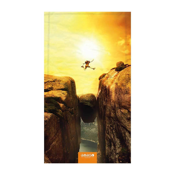 Bubel » Jump » Ultra Absorbent, Compact, Ultra Fast Drying, Odourless and Eco-Friendly Adventure Towel