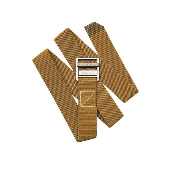 Arcade Belts | Guide Utility Belt | Adventure Belt | Metal Brown