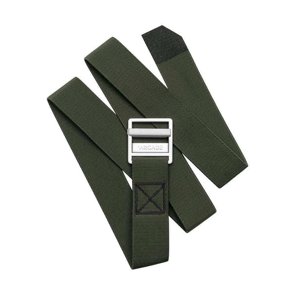 Arcade Belts - Guide Utility Belt - Expedition Ready - Olive Green