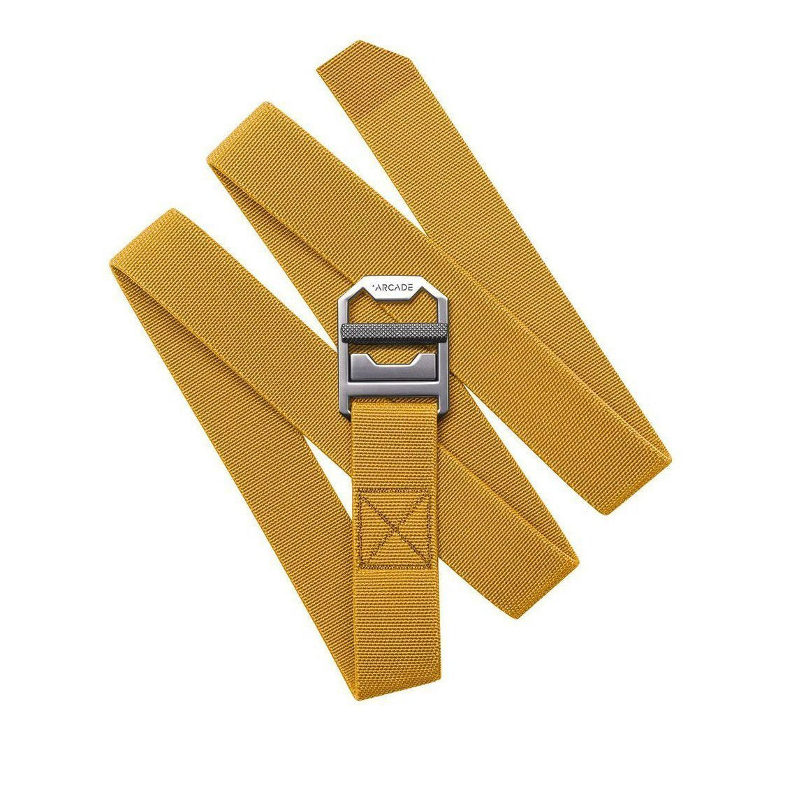 Arcade Belts | Guide Slim Utility Belt | Adventure Belt | Golden Rod
