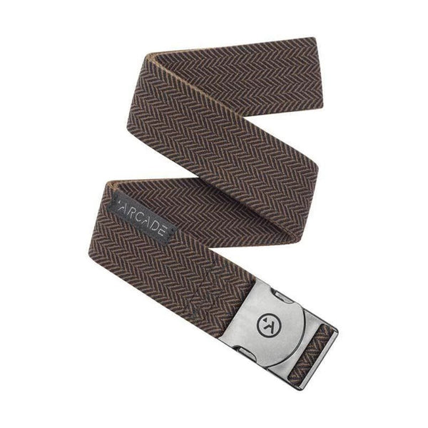 Arcade Belts | Ranger Adventure Belt | Black/Brown